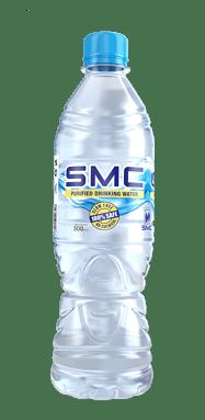 SMC Purified Drinking Water 500 ml