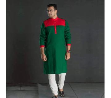 semi long panjabi