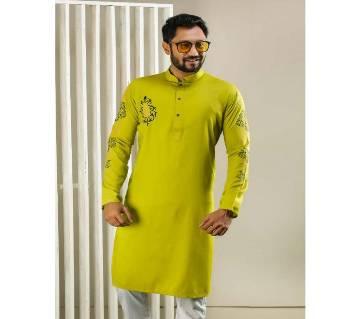 Cotton Semi Long Punjabi