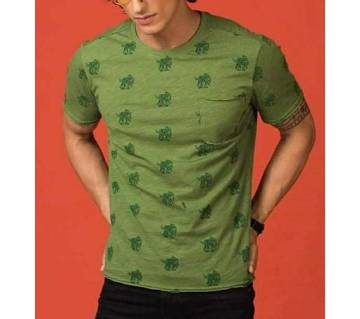 Half Sleeve Cotton T-shirt for Men