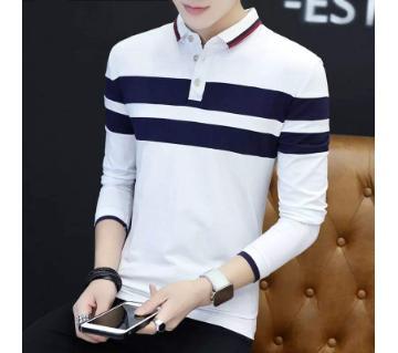 Full Sleeve Polo Shirt