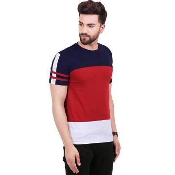 Half Sleeve Cotton T Shirt For Men