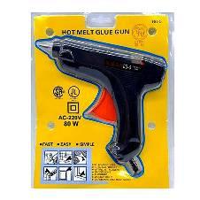 Hot Melt Glue Gun-80W - Black