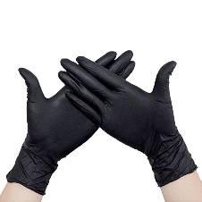 Chemical Glove - Black