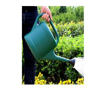 Plastic garden watering can 10 L