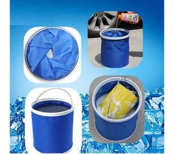 Car Wash Folding Bucket