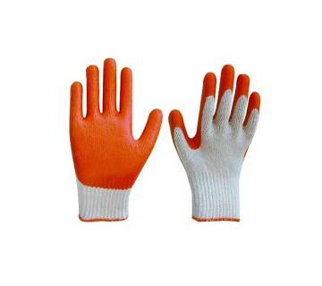 LATEX COATED SAFETY GRIP WORK GLOVES