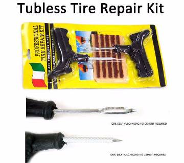 Tire Repair Kit Set