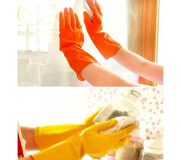 Waterproof Household Glove -  1 pair