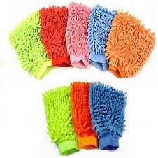 Hand Care Wet and Dry Glove 1 pcs