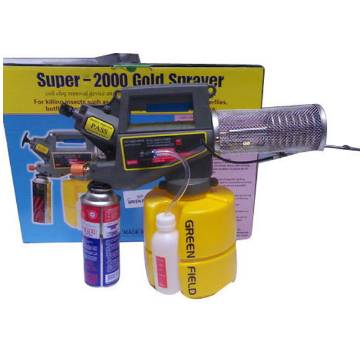 Mini Foger Machine Super-2000 Gold