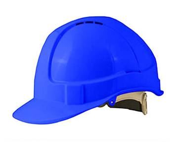 Safety Helmet Red Colour