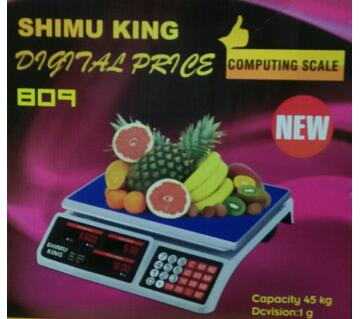 Digital Weight Scale - 45Kg