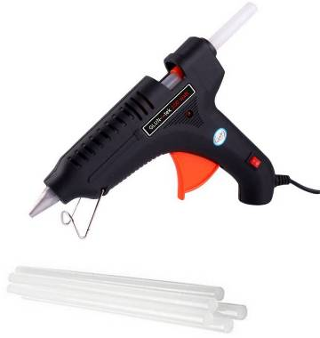 Hot melt glue gun