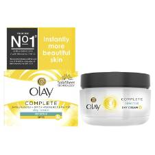 OLAY Essentials Complete Care Day Cream SPF 15 (50 ML)