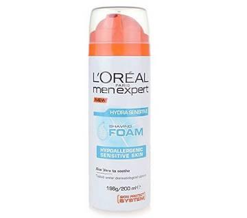 Loreal Paris Men Expert Shaving Foam (200ML)