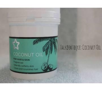 Superdrug Coconut Oil 125ml - UK