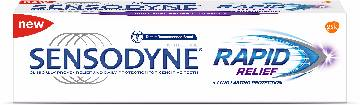 Sensodyne Rapid Relief Toothpaste - 75 ml