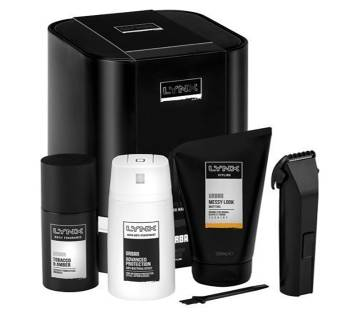 LYNX Collection Gift Set Mens