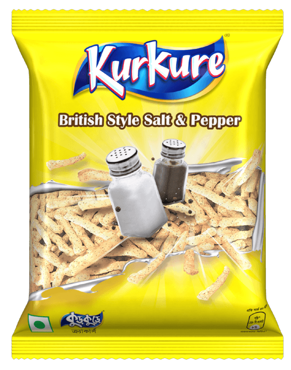 Kurkure Salt & Papper 90 gm