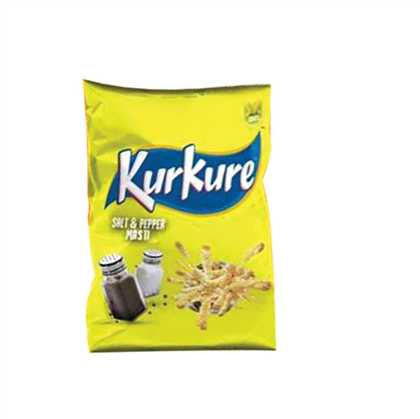 Kurkure Salt & Papper 45 gm