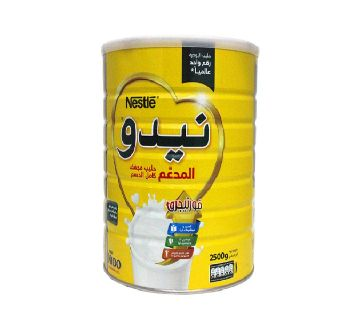 Nestle Nido Fortified Full Cream 2500Gm (Dubai)