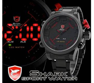 Shark gents wrist watch copy