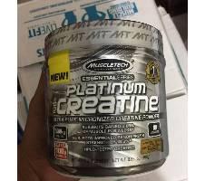 PLATINUM Creatine ডায়েট সাপ্লিমেন্ট-৪০০গ্রাম2