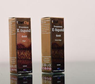 2 E-Liquid Gold (Benson Flavour)