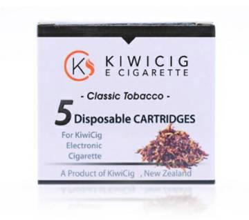 KiwiCig 5 Disposable Cartridges – Classic