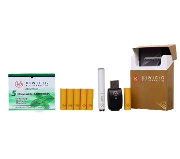 KiwiCig Menthol Cartridge Package
