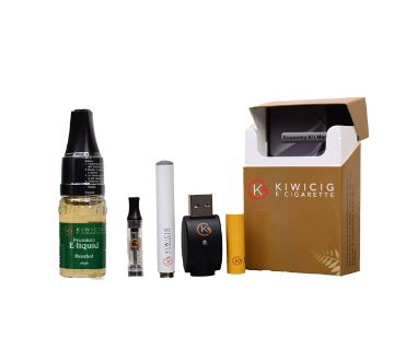 KiwiCig Menthol Liquid Package