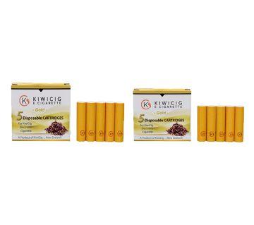 KiwiCig 2 Gold Cartridge Package