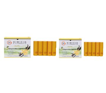 KiwiCig 2 Vanilla Cartridge Package