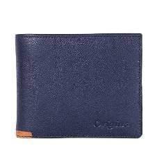 Regular Shaped Leather Wallet For Men