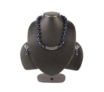 Marbel Stone Setting Jewellery Set