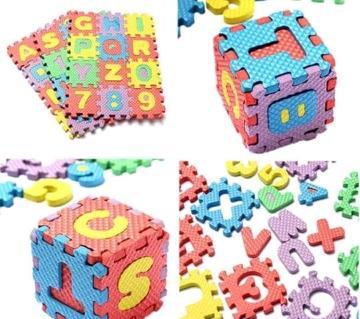 Mini Foam puzzle