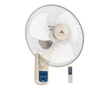 "Walton W16OA-RMC (Cream White) Wall Fan (16"")"