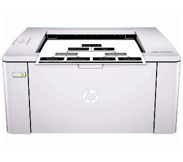 HP Laser Jet Pro M102 printer