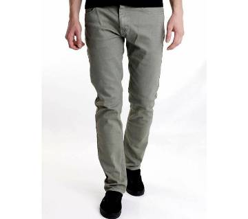 Menz Cotton Semi Narrow Gabardine Pants