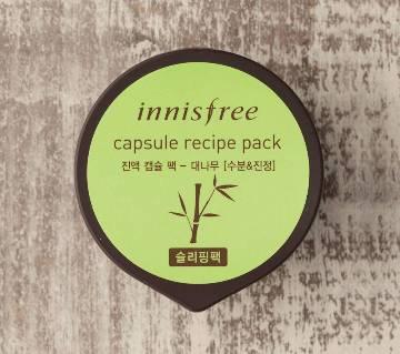 Capsule Recipe Pack- 10ml bamboo