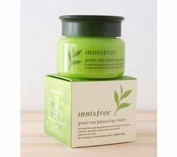 innisfree Green Tea Balancing Cream- 50ml