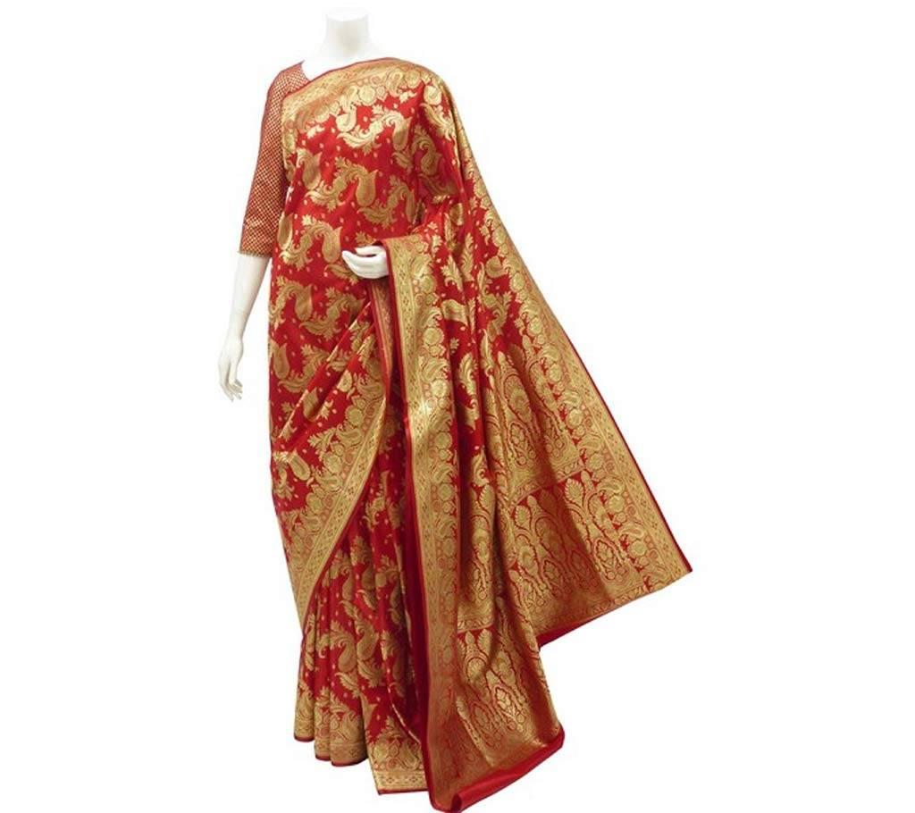 বেনারশি কাতান শাড়ি বাংলাদেশ - 532222