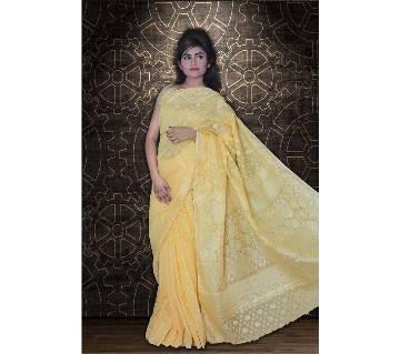 Jandani Half Silk Sharee