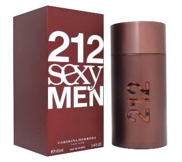 Carolina Herrera 212 Sexy Men Eau De Toilette Spray ফর মেন - Spain