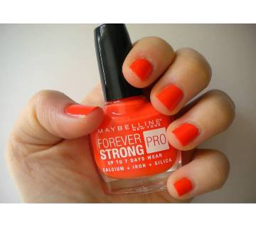 Maybelline Forever Strong 460 Orange Couture নেইল পলিশ - USA