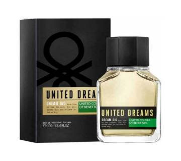 United dreams dream big পারফিউম 100ml France