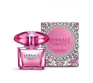 Versace Bright Crystal Absolute 90 ml perfume for women Italy