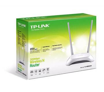 TP-LINK TL-WR840N 300MBPS WI-FI Router