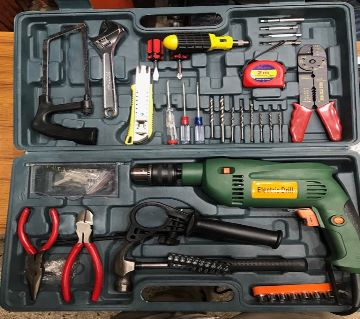 Multi-purpose Drill Kit